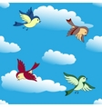 Birds flying vector | Price: 1 Credit (USD $1)