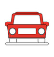 car icon design vector image vector image