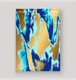 Navy blue marble luxurious texture paint artistic