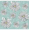 Seamless doodle floral vector | Price: 1 Credit (USD $1)