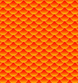 Seamless small goldfish or koi fish scale pattern vector image vector image