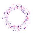 new year festive sparkles design vector image