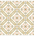 decorative tile seamless pattern mediterranean vector image