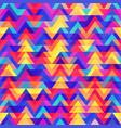 Grunge triangle pattern