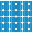 solar cell seamless vector image vector image