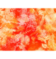 Watercolor painted background vector image vector image