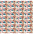 hand drawn seamless pattern texture for print vector image