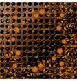 grunge metal texture vector image vector image