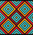 colorful geometric seamless pattern abstract vector image