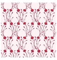 Seamless pattern of cloves vector image vector image
