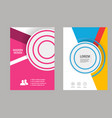 design cover brochure in a4 size