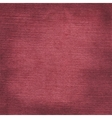 Red paper texture background vector image vector image