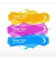 speech template 1 2 3 concept vector image