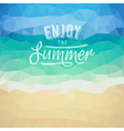 Summer tropical beach background