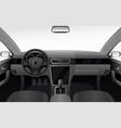 car dashboard auto salon interior