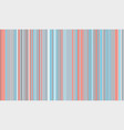 orange and blue vertical stripes and lines vector image