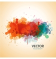 Paint splat background vector | Price: 1 Credit (USD $1)
