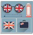 want to see London vector image