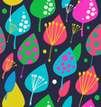 Abstract pattern design background vector image vector image