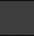 dark carbon fiber texture seamless background vector image vector image
