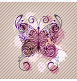 background butterfly vector image