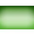 Green Gradient Background vector image vector image