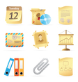 Icons for office vector | Price: 1 Credit (USD $1)