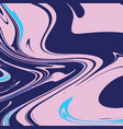 marble colourful background vector image
