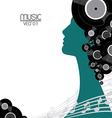 Music Vinyl Poster vector image