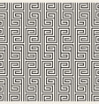 seamless spiral lines pattern repeating vector image
