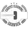 service carpet vector image
