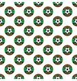Soccer pattern seamless vector image vector image