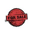 Sale stamp badges vector image
