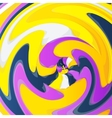 Abstract dynamic vector image vector image