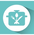 kitchen tools food Cookware vector image vector image