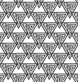 Background with geometric patterns vector image vector image
