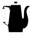 kettle two vector image vector image