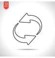 outline icon vector image vector image
