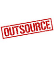 Outsource stamp