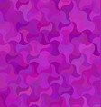 Purple abstract mosaic pattern background vector image vector image
