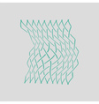Icon of Fishing net vector image