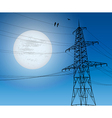 Electricity vector image vector image
