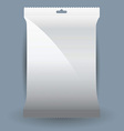 bag mockup vector image