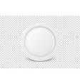 3d realistic white porcelain plastic