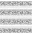 binary code visual representation of binary data vector image vector image