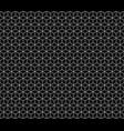 triangular seamless pattern vector image vector image