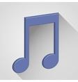 Music art graphic design vector image