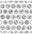 seamless pattern for hardware store vector image