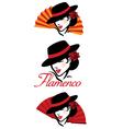 Flamenco Concept vector image vector image
