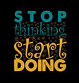 motivation quote best graphic for your goods vector image vector image